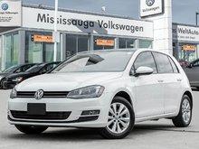 2015 Volkswagen Golf 1.8 TSI Comfortline/ PANO ROOF