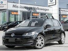2015 Volkswagen Golf 1.8 TSI Highline/LOADED/ROOF/LEATHER