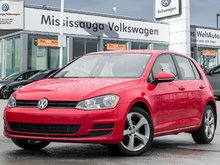2016 Volkswagen Golf 1.8 TSI Trendline/BACK UP CAM/HEATED SEATS