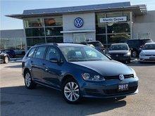 2017 Volkswagen Golf SPORT WAGON TRENDLINE *DEMO*
