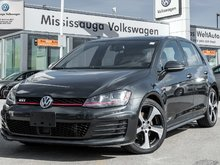 2015 Volkswagen GTI 5-Door NAVIGATION Driver's assistance/Roof