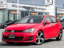 2015 Volkswagen GTI GIT/LEATHER/ROOF/NAVI