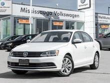 2015 Volkswagen Jetta 2.0L Trendline+/BACK UP CAM/ROOF/ALLOYS