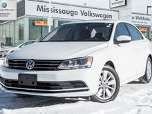 2015 Volkswagen Jetta 2.0L Trendline+ SUNROOF / ALLOY WHEELS