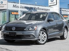 2015 Volkswagen Jetta 1.8 TSI Highline NAVIGATION BACK UP CAMERA SUNROOF