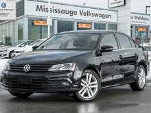 2015 Volkswagen Jetta 1.8 TSI Highline/TECH PKG/ROOF/LEATHER/NAV