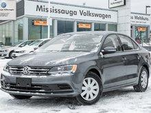 2015 Volkswagen Jetta 1.8 TSI Comfortline/CPO rates from 0.9%