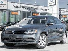 2015 Volkswagen Jetta 1.8 TSI Comfortline/SUNROOF/BACK UP CAM/CPO
