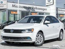 2015 Volkswagen Jetta 1.8 TSI Comfortline/BACKUP CAM/SUNROOF