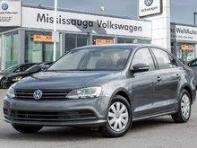 2015 Volkswagen Jetta 2.0L Trendline+/BACKUP CAM/ CPO 0.9%- 4.90%