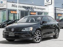 2015 Volkswagen Jetta 1.8 TSI Comfortline/BACK UP CAM/ROOF