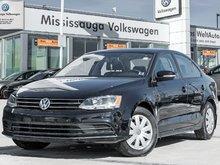 2016 Volkswagen Jetta 1.4 TSI Trendline+/BACK UP CAM/CPO/LOW KMS