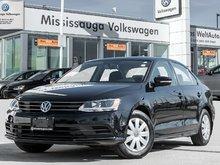 2016 Volkswagen Jetta 1.4 TSI Trendline+/BACK UP CAM/LOW KMS