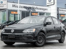 2016 Volkswagen Jetta 1.4 TSI Trendline+/BACK UP CAM/LOW KMS!!!