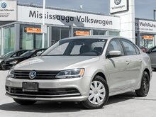 2016 Volkswagen Jetta 1.4 TSI Trendline+/BACKUP CAM/HEATED SEATS