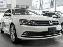 2017 Volkswagen Jetta 1.8 TSI Highline/LOADED/ROOF/NAVI