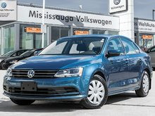2017 Volkswagen Jetta 1.4 TSI Trendline+