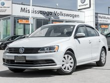 2017 Volkswagen Jetta 1.4 TSI Trendline+/BACK UP CAM/HEATED SEATS