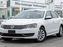 2015 Volkswagen Passat Ultra Low KM - Rear Cam - Bluetooth - Auto Headlig