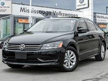 2015 Volkswagen Passat 1.8 TSI Trendline