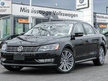 2015 Volkswagen Passat 3.6L Comfortline