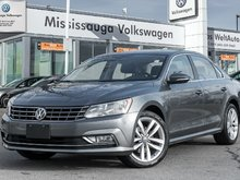 2016 Volkswagen Passat 1.8 TSI Highline/LEATHER/ROOF/NAVI