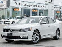 2018 Volkswagen Passat 2.0 TSI Comfortline / LEATHER /ROOF /APPCONNECT