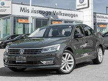 2018 Volkswagen Passat 2.0 TSI Highline