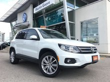 2014 Volkswagen Tiguan TRENDLINE...ALL WHEEL DRIVE...16 INCH ALLOYS