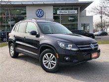 2014 Volkswagen Tiguan Trendline