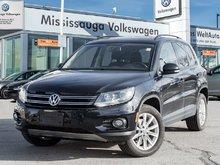 2014 Volkswagen Tiguan Comfortline/Nav/ AWD