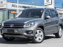 2014 Volkswagen Tiguan Comfortline/Appearance PK/AWD