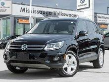 2014 Volkswagen Tiguan Comfortline/Nav/Appearance pkg