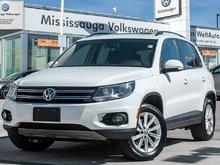 2014 Volkswagen Tiguan COMFORTLINE/Nav.