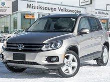 2015 Volkswagen Tiguan Comfortline W/ Appearance & Tech. Packages