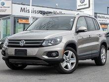 2015 Volkswagen Tiguan Comfortline/Appearance PK/AWD