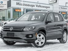 2015 Volkswagen Tiguan Comfortline/ PANO ROOF/BACK UP CAM /LOW KMS