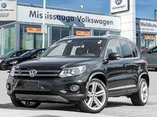 2015 Volkswagen Tiguan Highline/LEATHER/ROOF/LOADED