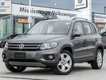 2016 Volkswagen Tiguan Comfortline/PANORAMIC ROOF/4MOTION