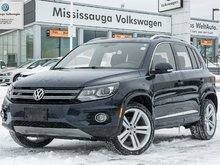 2016 Volkswagen Tiguan Highline w/R-Line/PANO ROOF/NAV/BACK UP CAM