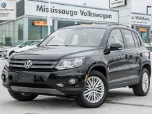2016 Volkswagen Tiguan Highline/NAVI/LEATHER/ROOF