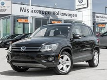 2016 Volkswagen Tiguan Comfortline/PANO ROOF/BACK UP CAM/4MOTION