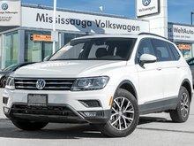 2018 Volkswagen Tiguan Comfortline/DEMO/ROOF/NAV/3RD ROW SEATS
