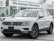 2018 Volkswagen Tiguan Comfortline/ DEMO/ROOF/ 3RD ROW/NAV