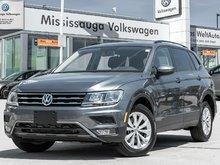 2018 Volkswagen Tiguan Trendline/4MOTION/CORP DEMO