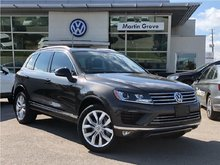 2015 Volkswagen Touareg 3.0 TDI LEATHER, NAVIGATION, PANORAMIC MOONROOF