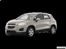 2016 Chevrolet Trax LS 1.4L 4 CYL TURBOCHARGED AUTOMATIC FWD
