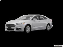 2016 Ford Fusion S 2.0L 4 CYL ECVT FWD HYBRID