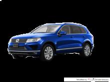 2016 Volkswagen Touareg 3.0L TDI EXECLINE  8-SPD AUTO W/TRIP 4MOTION