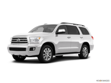 Toyota SEQUOIA 4WD LIMITED 5.7L LE13 2018